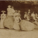 A Bowker family picnic at Loch Ard Gorge in the 1890's